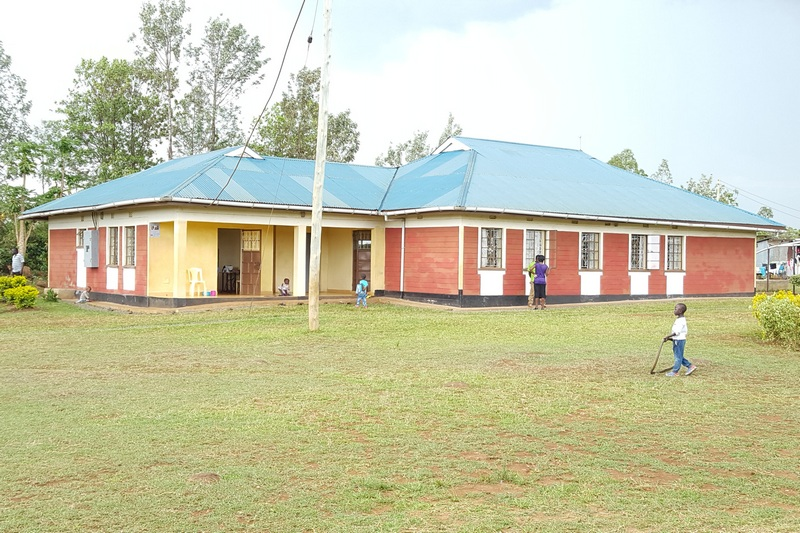 Lwala Childrens Home after Upgrade